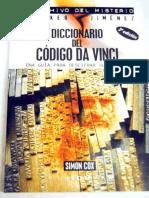 Diccionario Codigo Da Vinci - Iker Jimenez