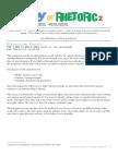 ENGL 4030/5030 Elaboration Project Prompt