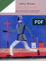 Platonov, Andrei - Return & Other Stories (Harvill, 1999)