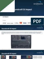 Si Impact_apresentação e Comparação Com Expression e Performer