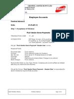 B. Employee Accounts