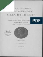 Penningkundige geschiedenis der regeering van H.M. koningin Wilhelmina der Nederlanden
