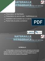 NatBwebservice Intro Et MiseEnServ