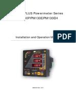 energy meter manual