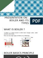 Types of Boilers (Marine)