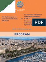 Proceedings Wccm 2014