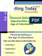ch 2 - Career Opportunities in selling today.ppt