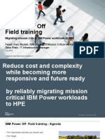 Smart Choice IBM Power Off HPE Sales Training