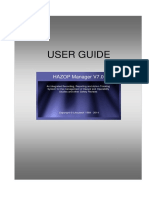 Hazop_Manua (HAZOP Manager Version 7.0 )