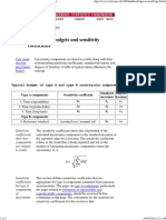 2.5.6. Uncertainty Budgets and Sensitivity Coefficients