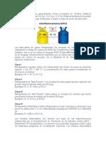 Los Gases Refrigerantes Generalmente Vienen Envasados en Cilindros Metálicos Desechables