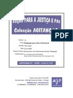 CUNHA Pedagogia Para a Paz e Democracia - Cole