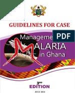 Guideline for Case Management