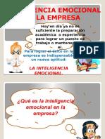Inteligencia Emocional d