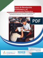 Módulo III Enfoque de Resolución de Problemas y El Planeamiento Didáctico