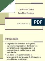 Graficas de Control XR_1