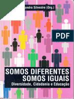 CUNHA Somos Diferentes Somos Iguais Diversidad