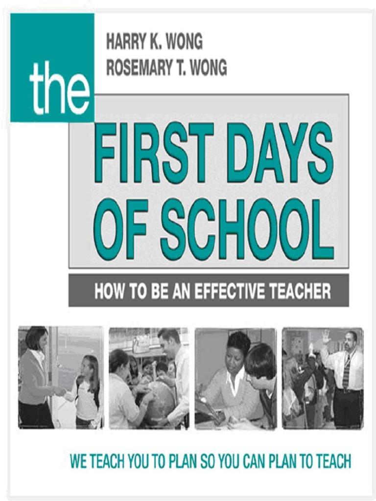 The first days of schoolnodrm classroom management teachers fandeluxe Gallery