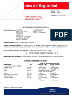 MSDS - Nonel