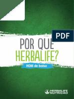 Guia Por Que Herbalife-HOM de Bolso SP