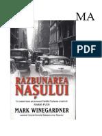 Mark Winegardner - Razbunarea Nasului