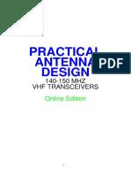 Practical Antenna Design