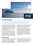 Full Report, Feasibility of Renewable Energy in the Arctic