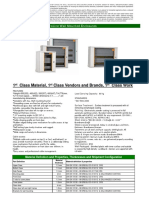 Estap Technical Data Sheet Wall Mounting Enclosures