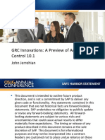 0912 GRC Innovations a Preview of Access Control 10 Point 1