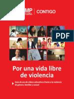Vida Libre de Violencia Guia de Uso de Videos