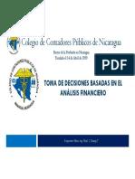 Decisiones Basadas en El Analisis Financiero
