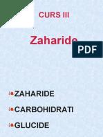 3. Zaharide 13 Oct AM LC