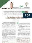 Sopro 30 - Debate Anistia