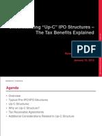 Understanding Up-C Structure