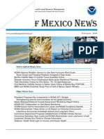 Gulf of Mexico News February 2010