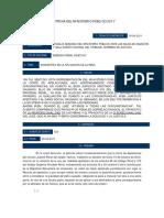 Dosimetría en La Aplicación de La Pena