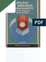 Órgãos de Máquinas Dimensionamento - J. R. Carvalho e Paulo Moraes (1).pdf