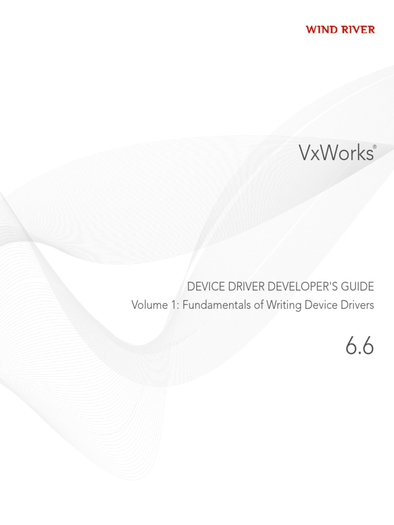 Device windriver driver virtual