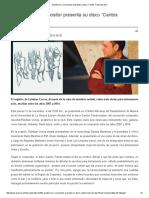 """Académico y compositor presenta su disco """"Cantos Transversales"""".pdf"""