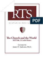 0HT506_Church and the World_Anderson