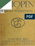 Chopin by Weissmann, Adolf, 1873-1929