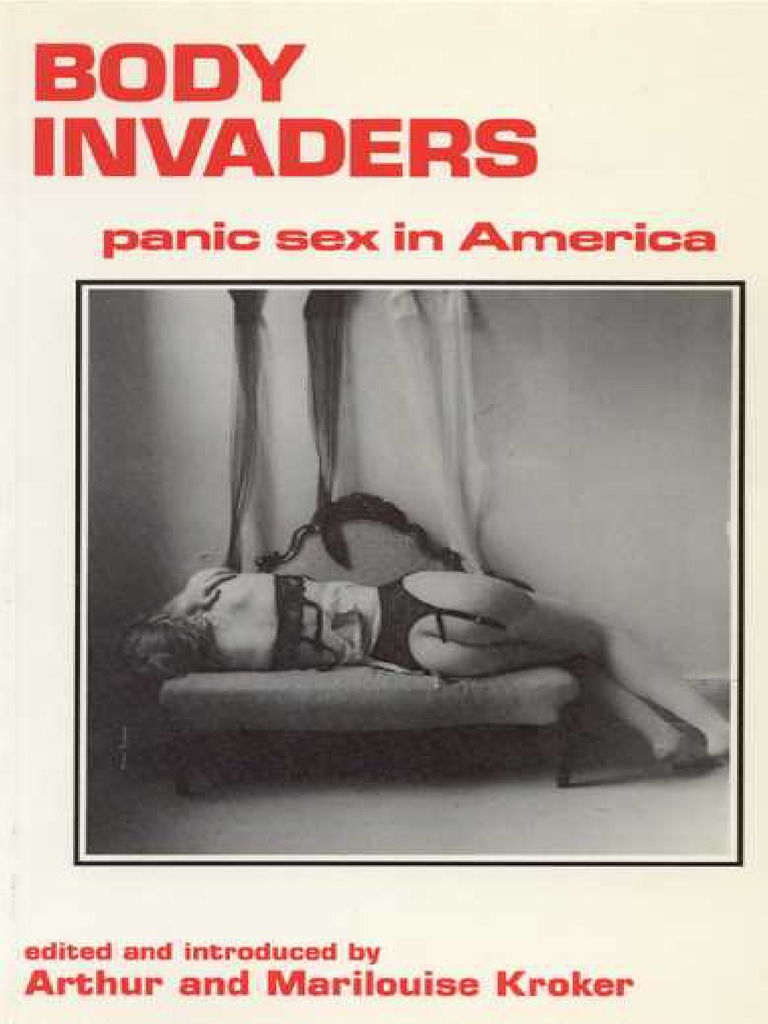 America body culturetexts in invader panic sex