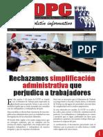 Boletín DPC 6 - Enero 2017