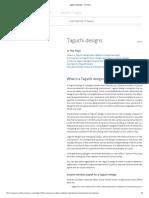 Taguchi Designs - Minitab