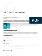 The 7 Layers of the OSI Model - webopedia