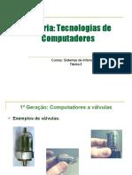 Topico01 Tecnologias de Computadores