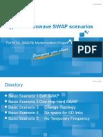 Typical Microwave SWAP Scenarios