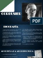 Le Corbusier 1