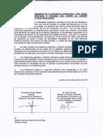 Malvinas - Plan de Proyecto Humanitario (PPH)