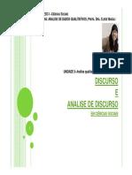 Aula_ Analises Discursivas Em Ciencias Sociais